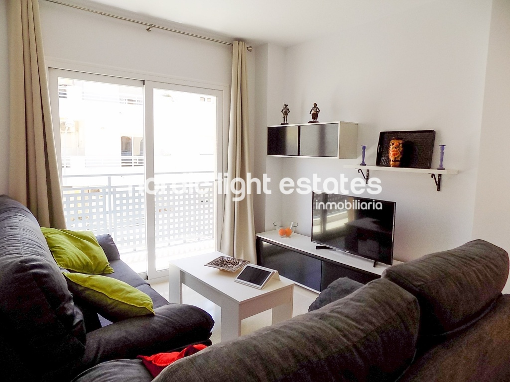 Similar properties Apartment with parking close to the beach.