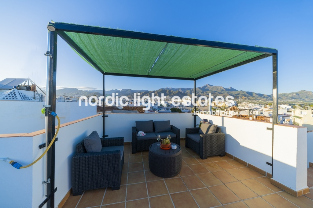 Carabeo.Penthouse with stunning views