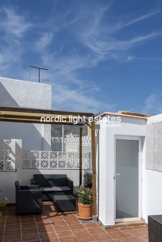 Similar properties Carabeo. Centre, beach, private roof terrace