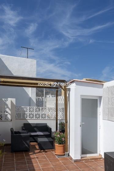 Carabeo. Céntrico, playas, terraza privada