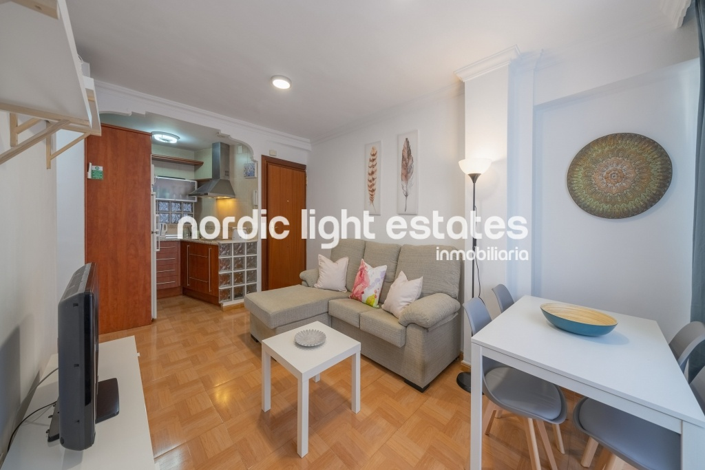 Coqueto apartamento cerca de Playa Torrecilla