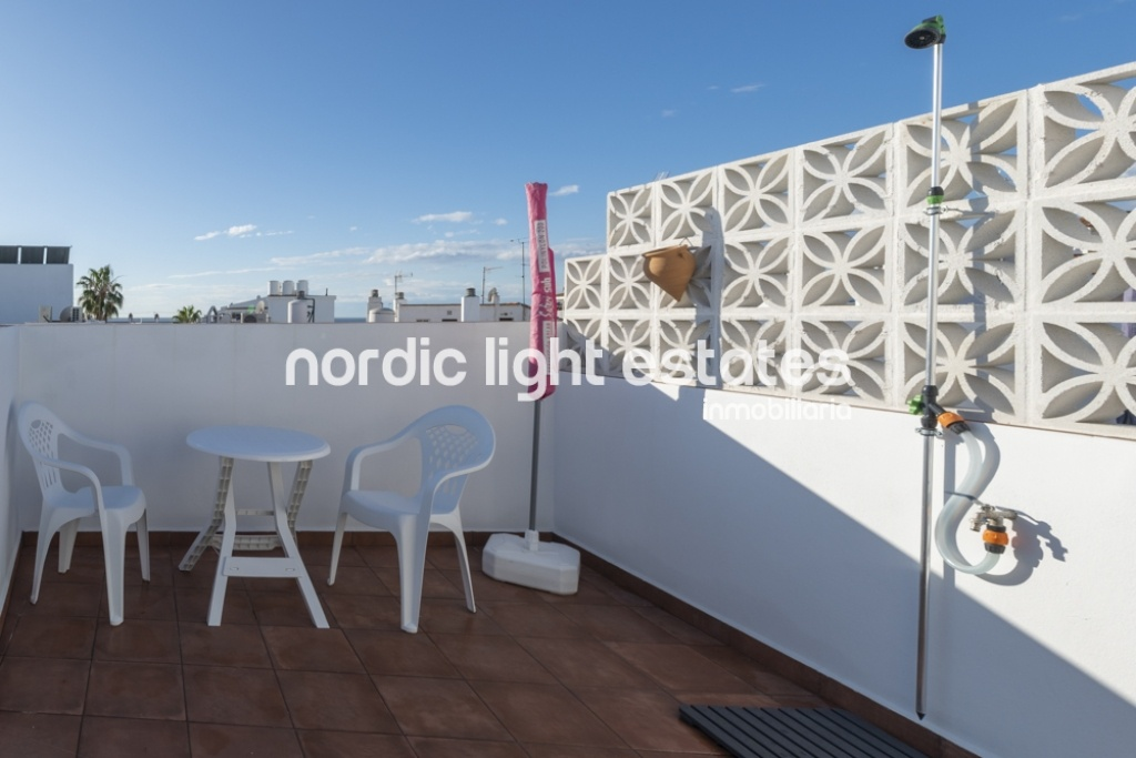 Nice apartment with private roof terrace