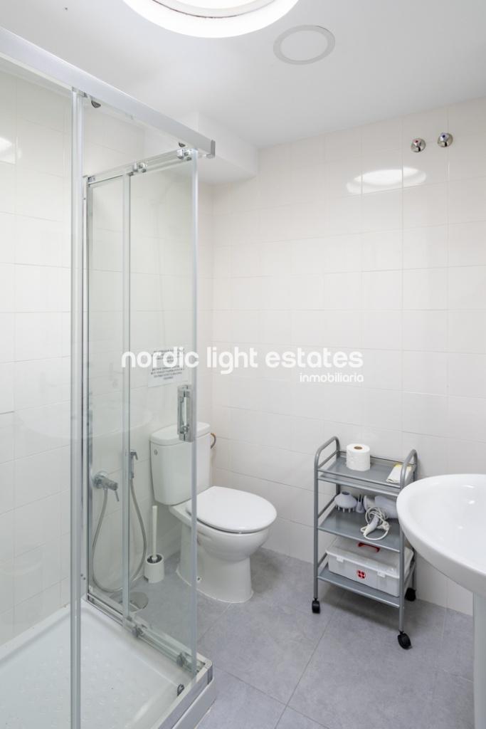 Ideal para dos personas en el centro de Nerja.