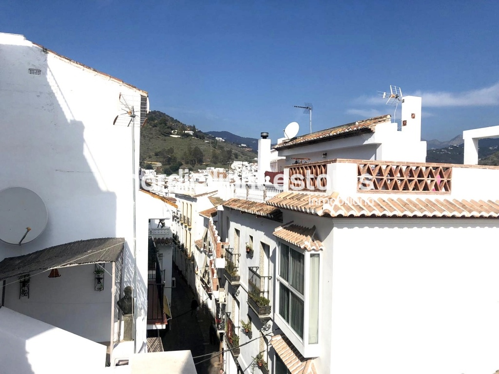 Brand new top floor duplex in Torrox Pueblo