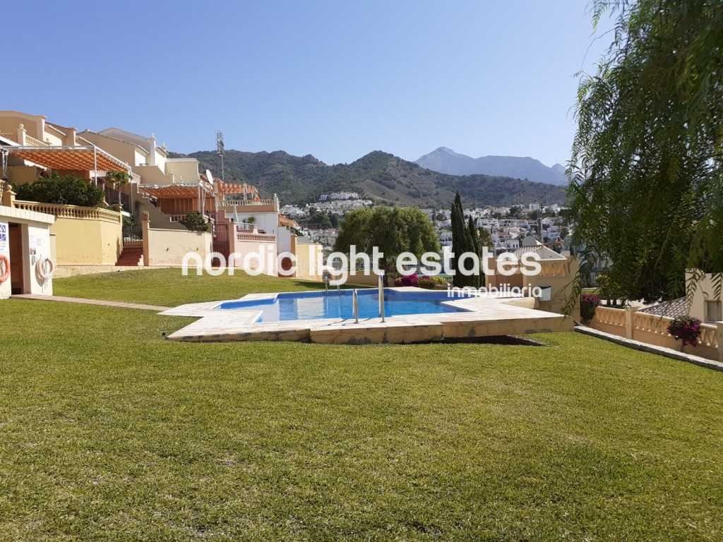 Similar properties Semi detached house with communal pool and gardens