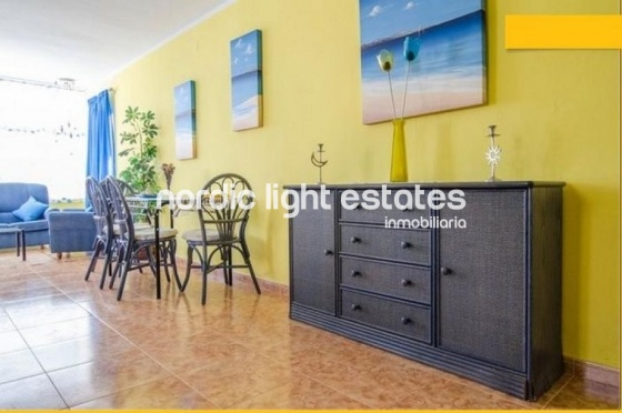 Groundfloor apartment with large terrace