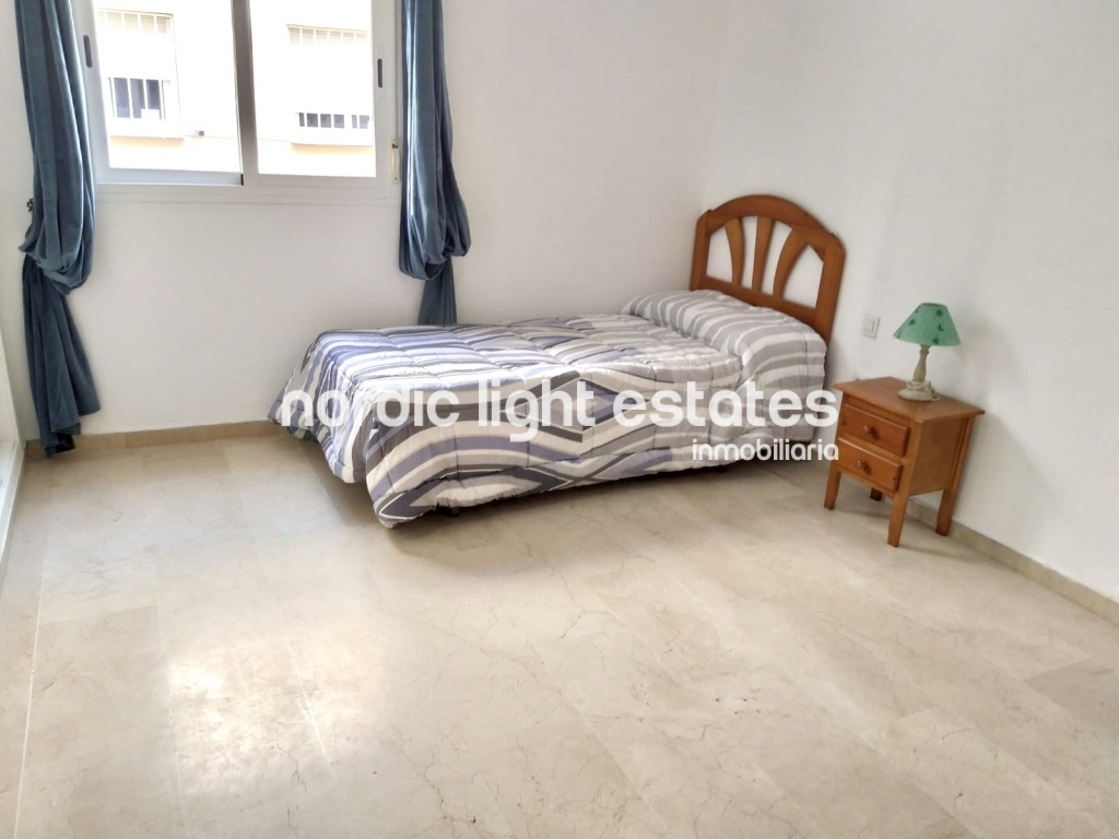 Big and central apartment in Chaparil