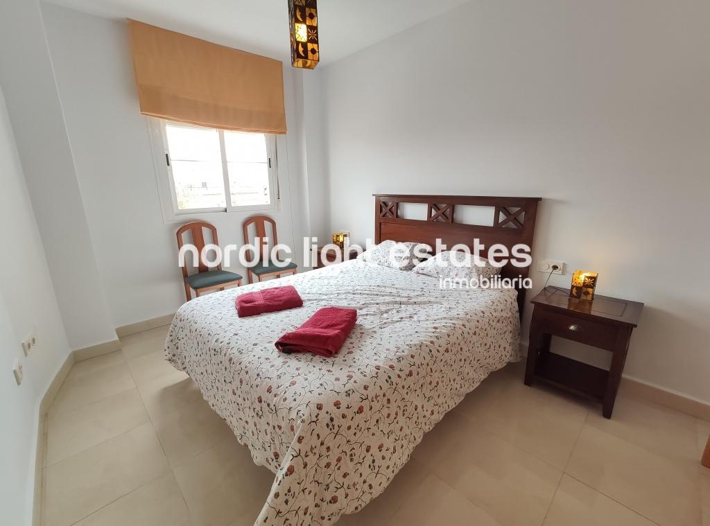 Splendid apartment in the centre of Nerja.