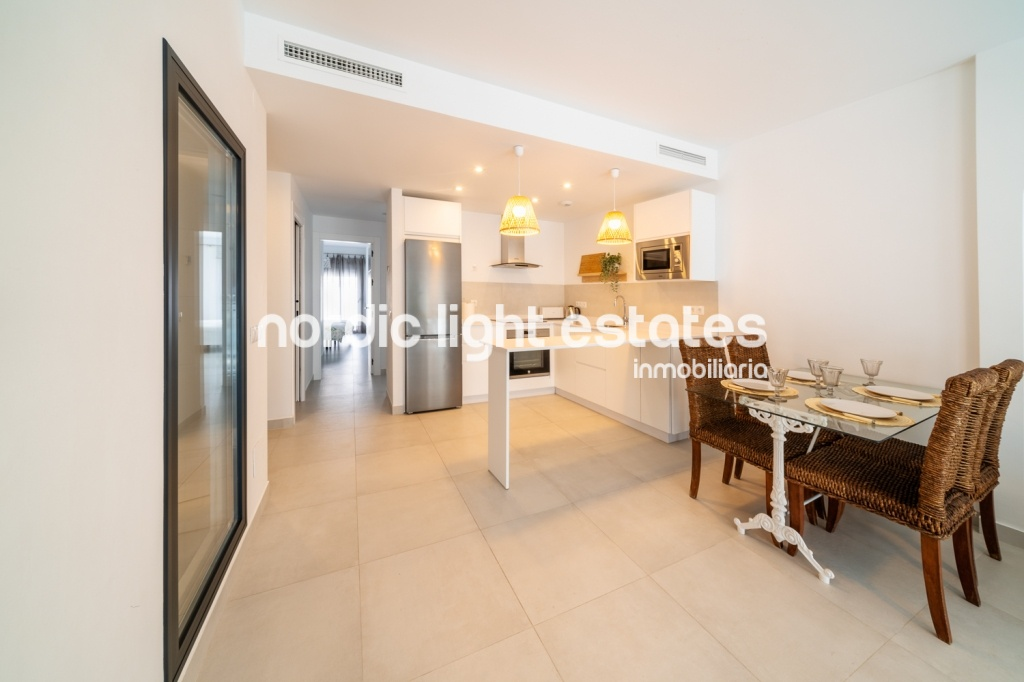 Modern penthouse in the centre with great private roof terrace