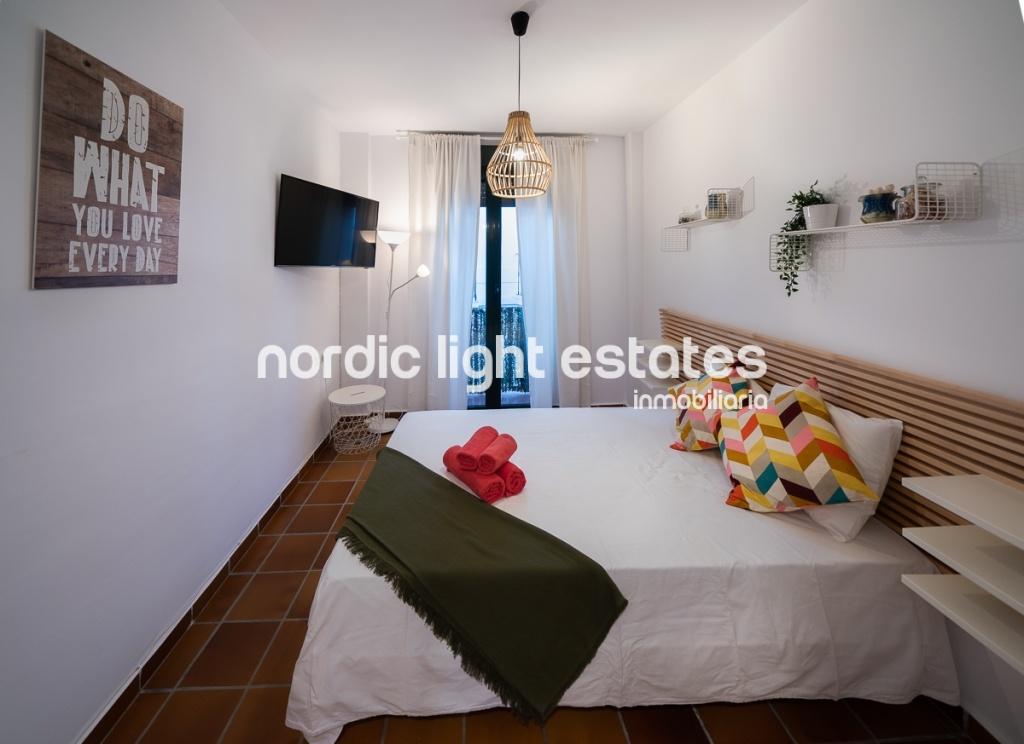Casa con encanto en Nerja centro