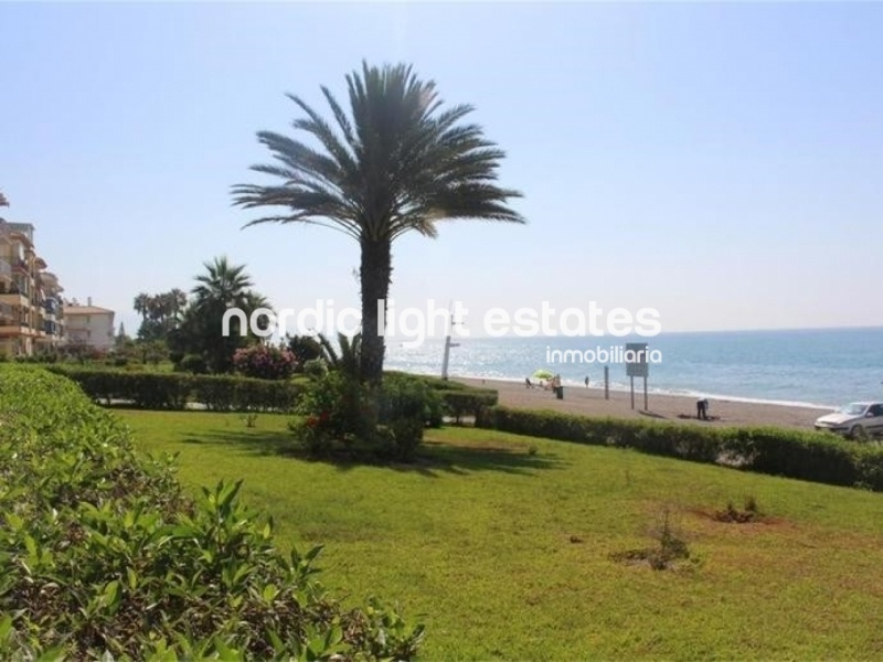 Similar properties Sea front apartment and community pool