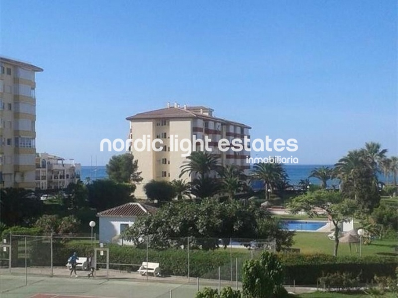 Pretty apartment in an urbanisation in Torrox Costa