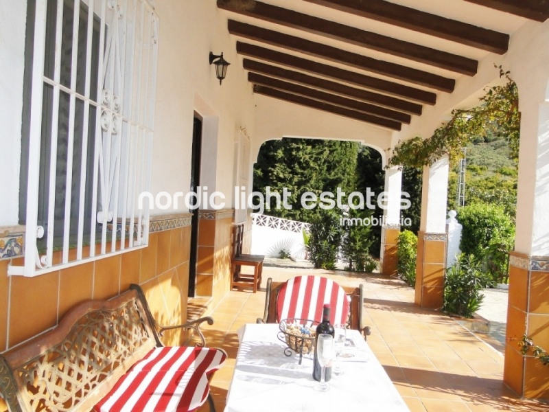 Similar properties Lovely villa in Frigiliana