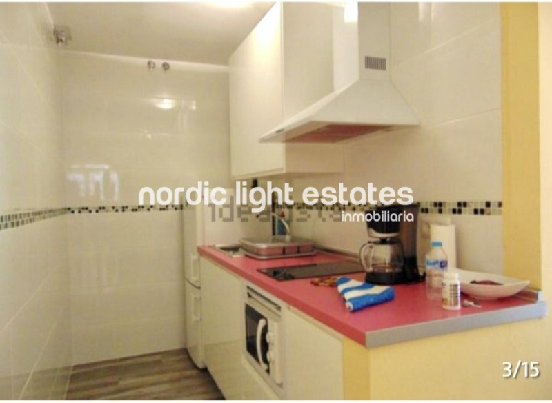 Renovated apartment in a well maintained urbanisation close to the center