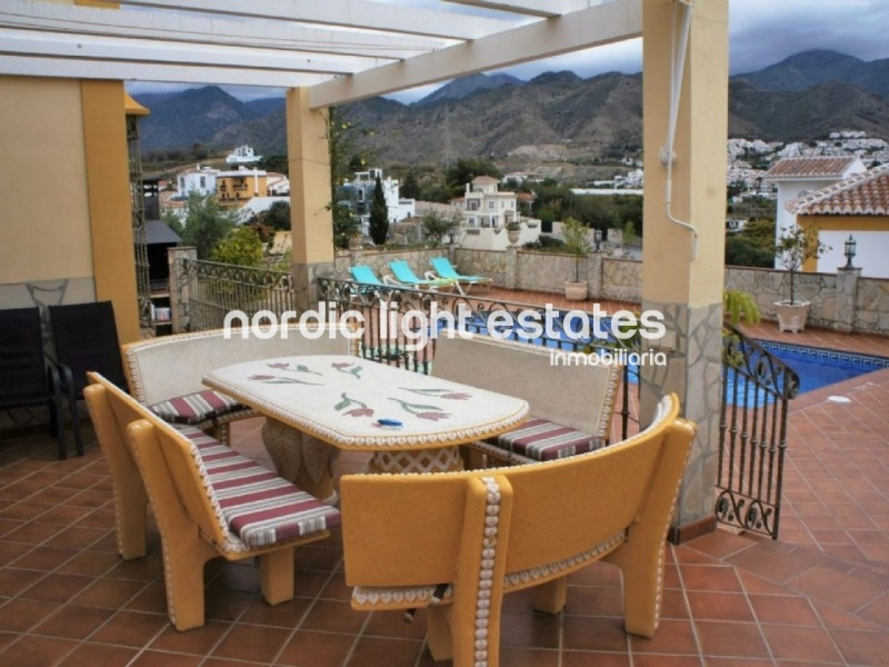 Similar properties Large detached villa on the outskirts of Nerja