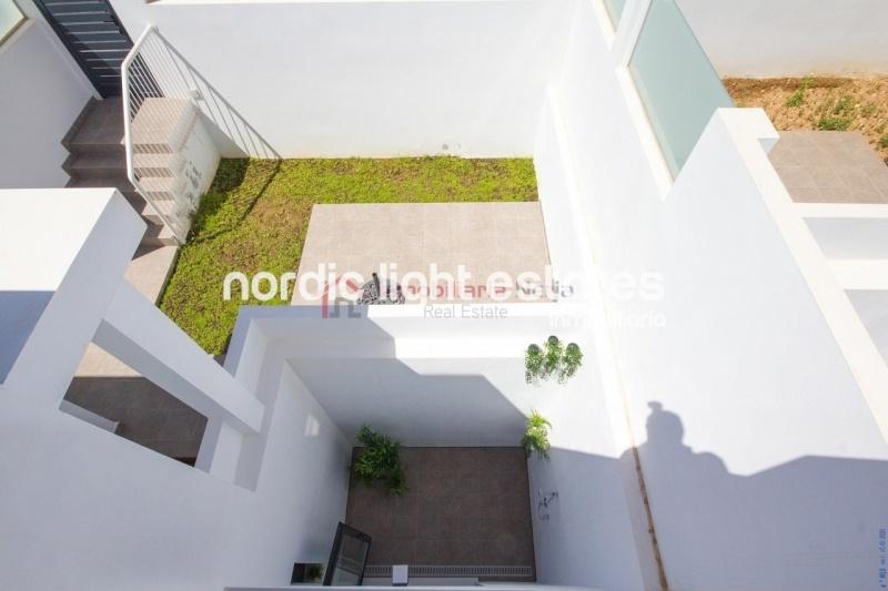 Impresionante casa adosada en Nerja