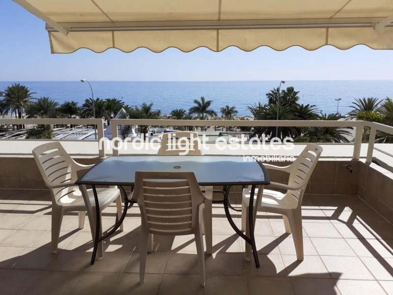 Similar properties Beachfront penthouse in Burriana Beach