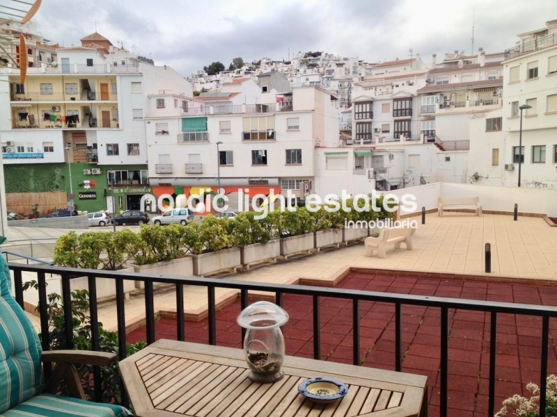 Elegant apartment in the centre of Torrox Pueblo