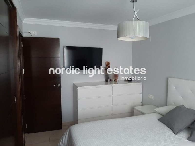 Moderno apartamento en Nerja