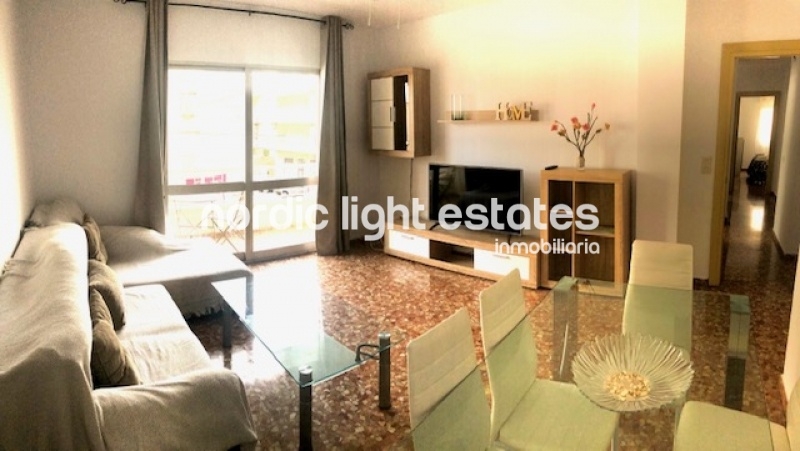 Similar properties Large apartment with 3 bedrooms Torrecilla Beach