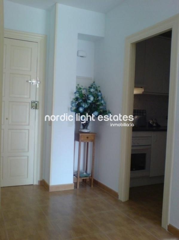 One bedroom apartment, Torrecilla beach