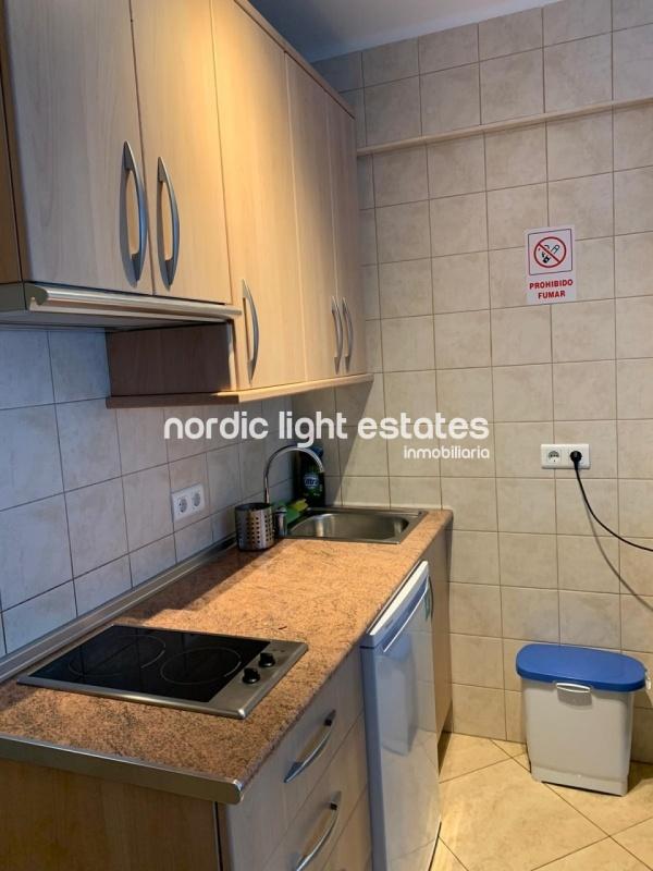 Cosy studio apartment in the best area of Nerja