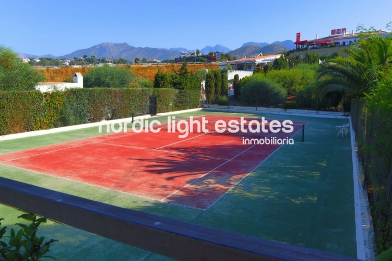 Similar properties Marvellous terraced house with pool and tennis court