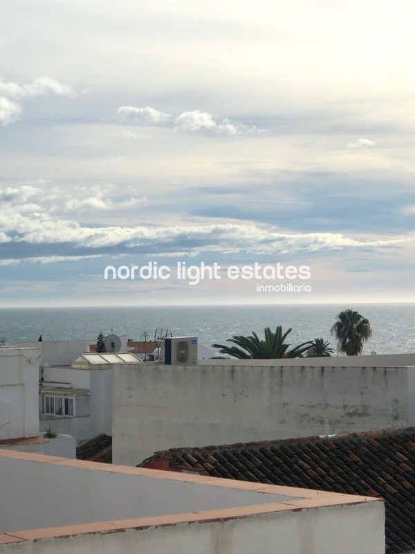 Similar properties Apartment with courty yard and roof terrace in the heart of Nerja