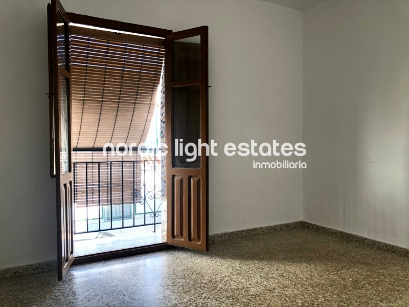 Townhouse in the historic center to renovate