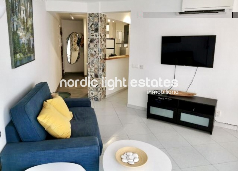 Refurbished apartment in the centre