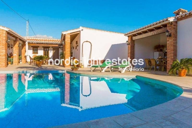 Similar properties Dream rustic villa very close to Nerja