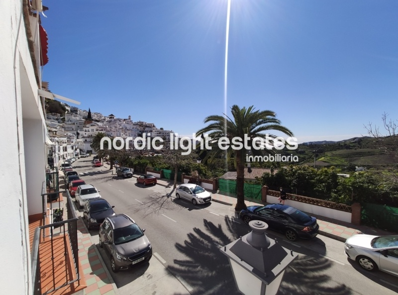 Wonderful two bedroom apartment in Frigiliana
