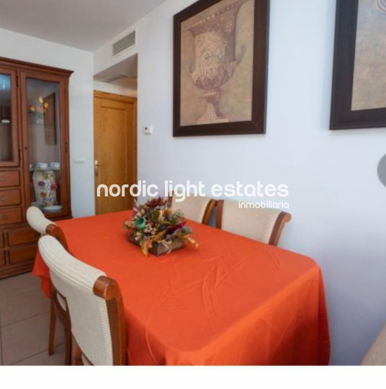 Apartment in Nerja with sea views