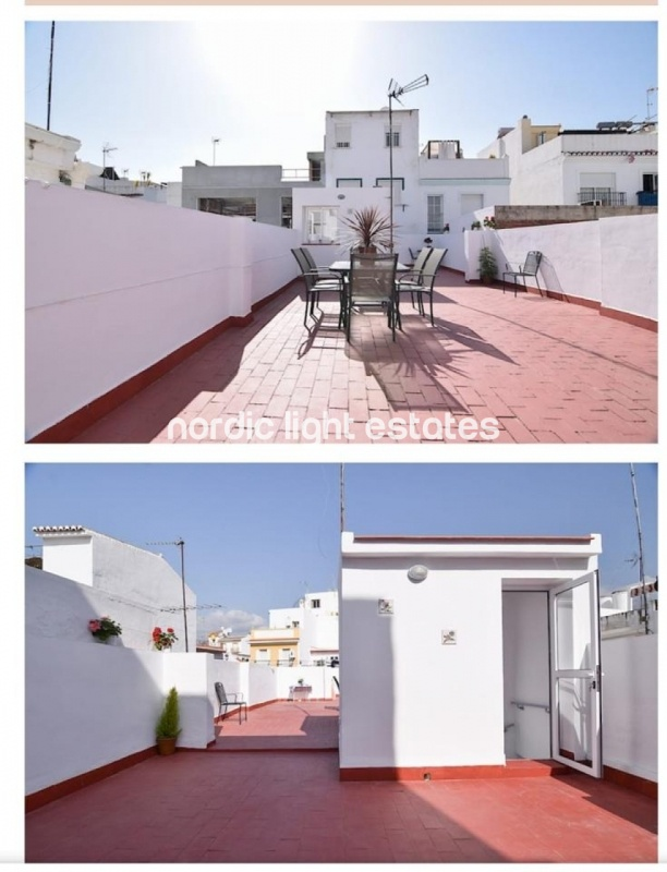 Townhouse in the centre of Nerja