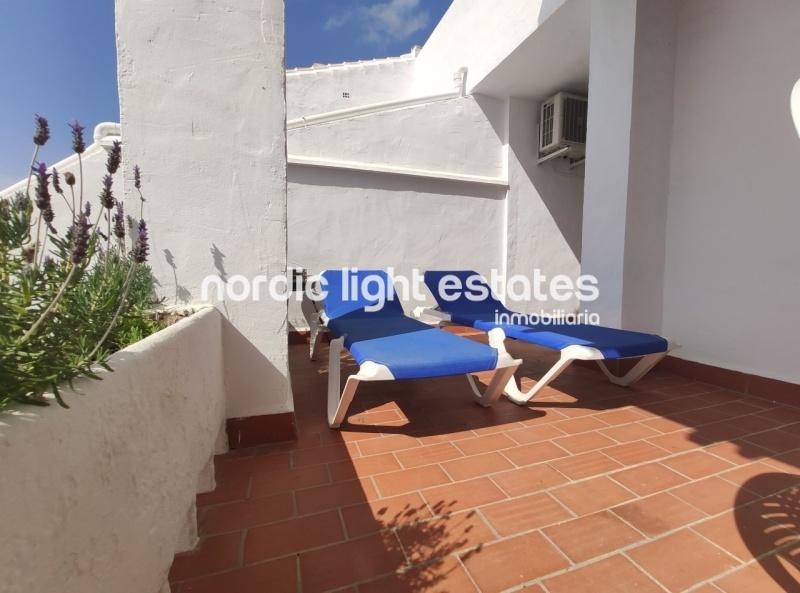 Pretty terraced house in San Juan de Capistrano