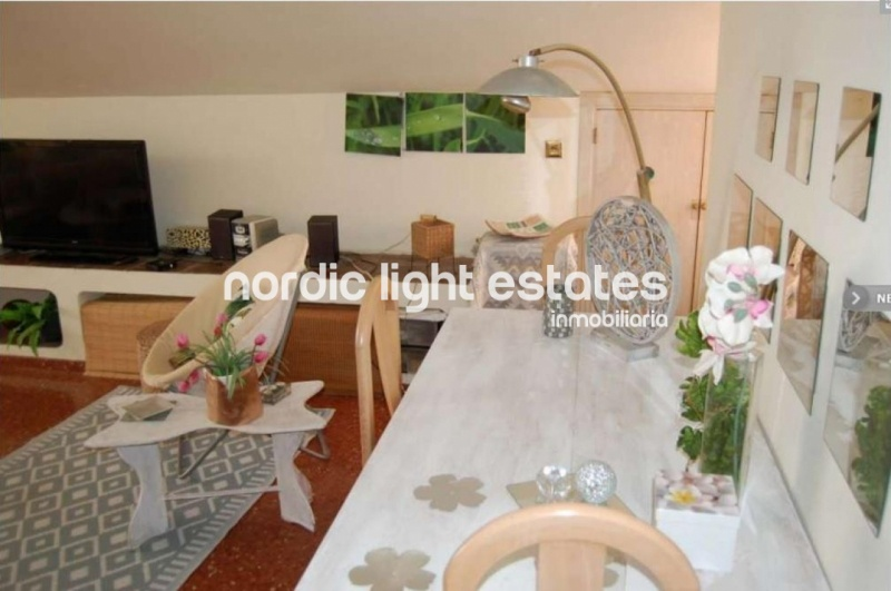 Central apartment in Nerja