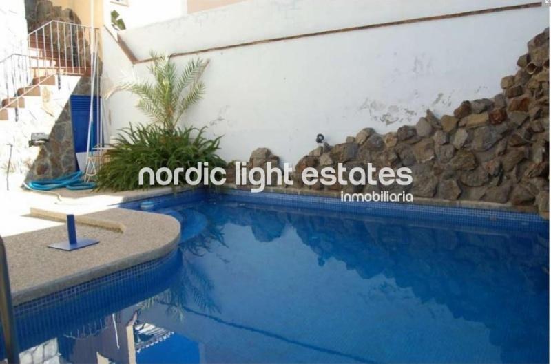 Villa with pool in Nerja