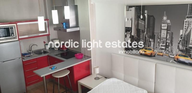 Bright studio in Nerja centre