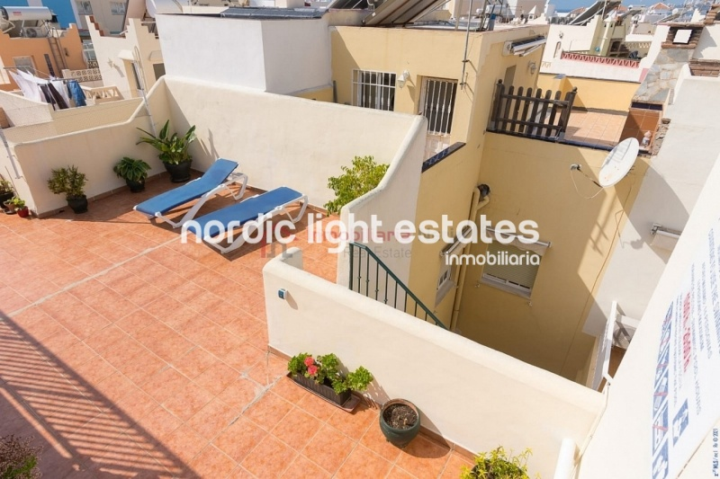 Magnificent apartment in Nerja centre.