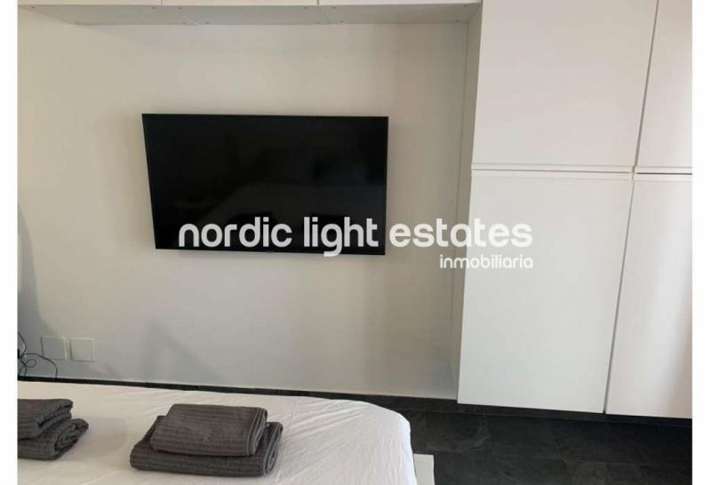 Renovated studio in Nerja centre