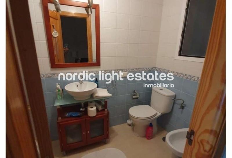 Bright duplex in Nerja