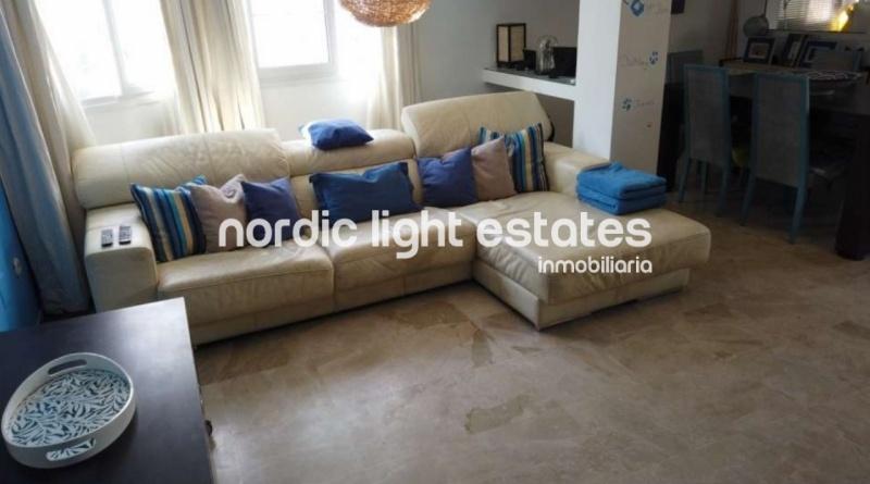 Bright apartment in Nerja